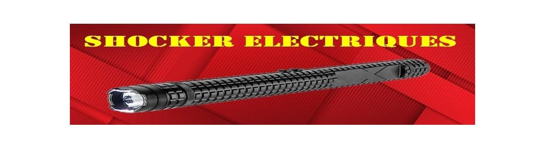 Shocker electriques - Expedition 24h - STUNGUN